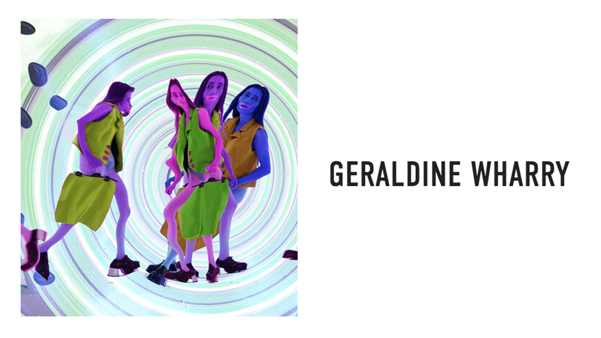 Geraldine Wharry – 'Fashion As Therapy'