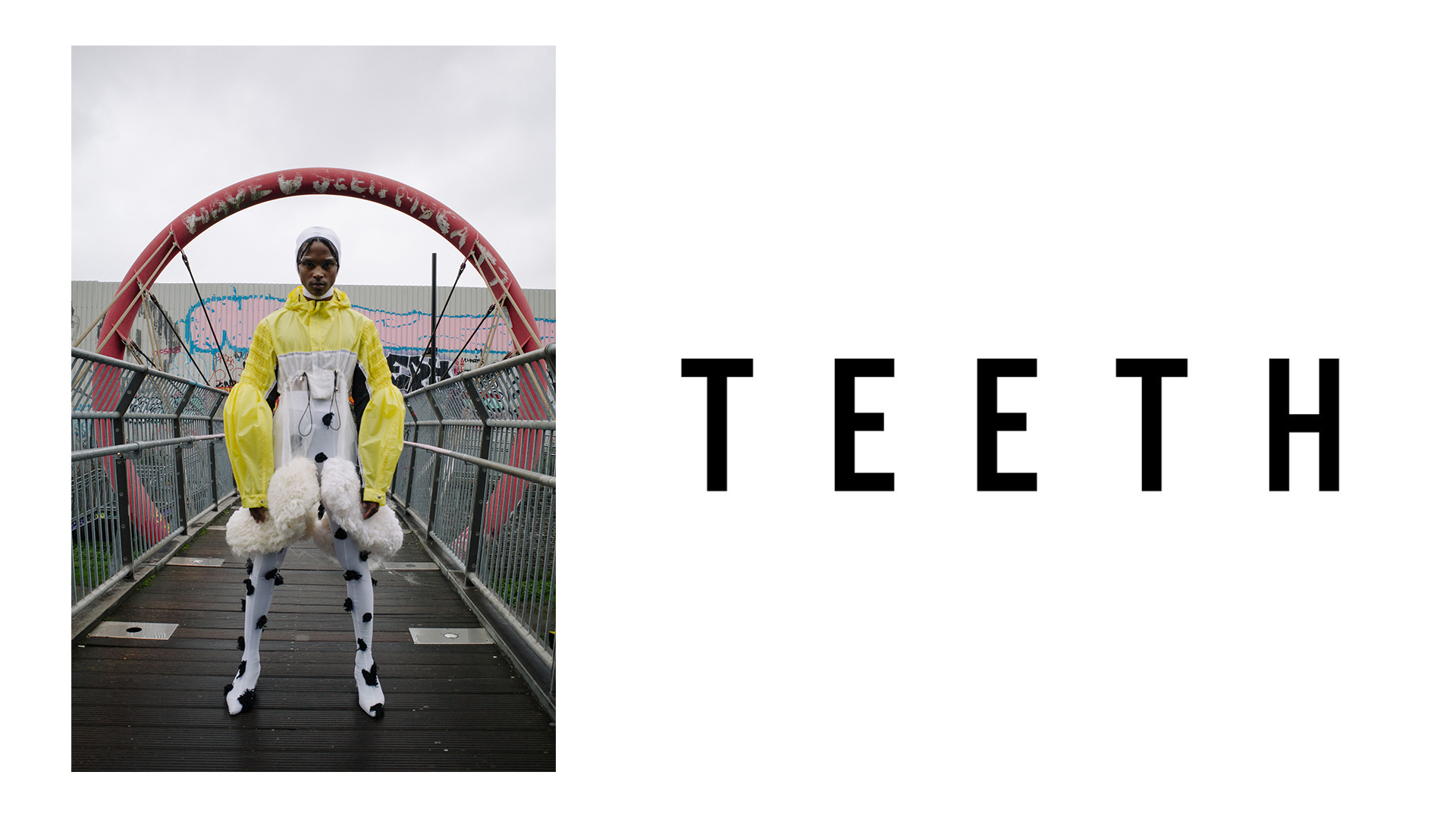 Teeth Magazine – 'Lead by Shapes'