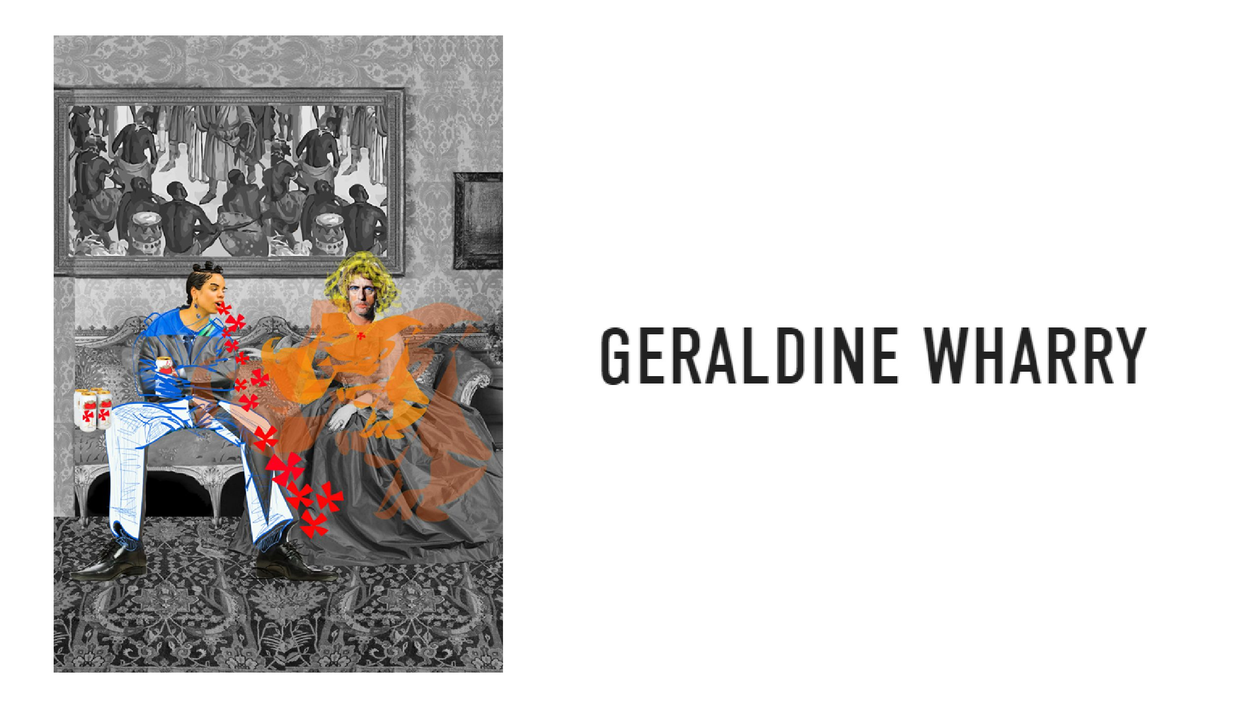 Geraldine Wharry – DECOLONISING AFRO AESTHETICS IN THE FASHION INDUSTRY – OP-ED BY KOURA ROSY-KANE